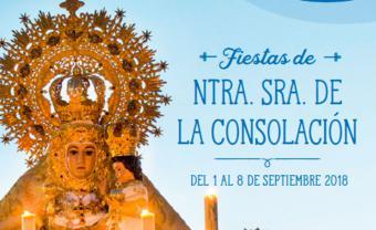 Primer fin de semana de las fiestas en honor a Nuestra Señora de la Consolación 2018