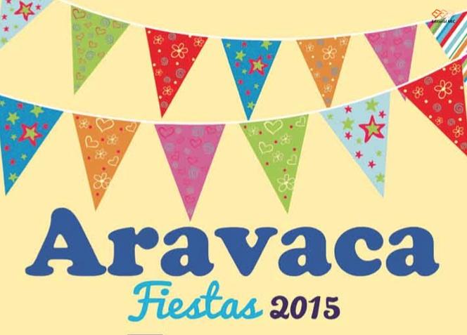 Cartel Fiestas Aravaca 2015