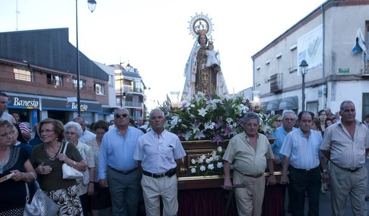Arrancan las fiestas del Carmen en Pozuelo