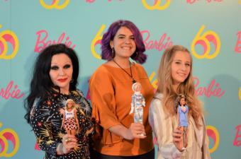 Alaska, Desirée Vila, Nerea Luis y Barbie, referentes para el empoderamiento de las niñas
