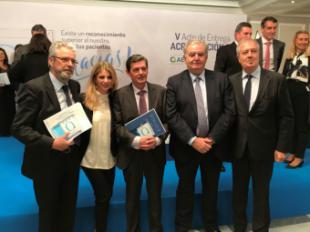 HLA Moncloa recibe tres estrellas, la máxima categoría en la acreditación QH