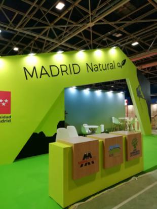 La Comunidad de Madrid presenta su oferta de turismo de naturaleza en EXPOTURAL