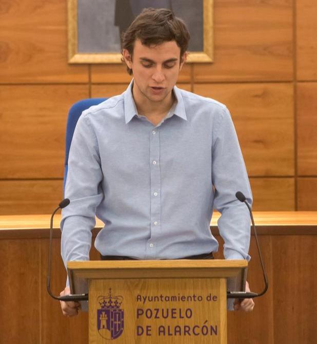 """""""Somos Pozuelo no dejará de presentar mociones esta legislatura'"""