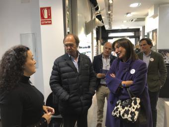 """Pérez Quislant: """"Hay que sumar voto a voto para que este domingo gane el partido que propone medidas de activación económica, de creación de empleo y de rebaja fiscal de todos los impuestos"""""""