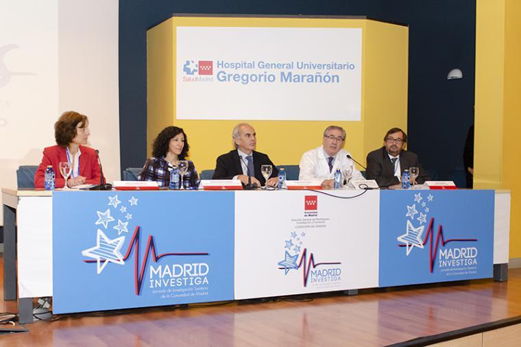El Gregorio Marañón, líder en estudios de enfermedades como el VIH, acoge la II Jornada de Investigación de la Comunidad
