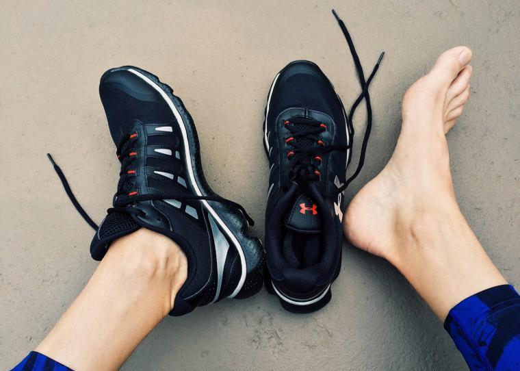La podología deportiva como clave para cuidar los pies las personas que practican deporte