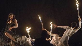 Surge Madrid y La Fura dels Baus protagonizan la agenda cultural de este fin de semana