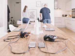 ¿Cómo se reparte el negocio común en un divorcio?