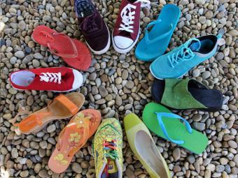 Evitar el calzado inadecuado este verano nos librará de problemas en los pies