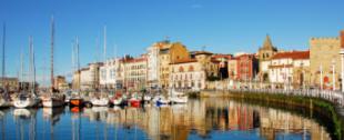 ¡Qué ver en Gijón en un día!: pasear entre su historia y sus sidrerías!