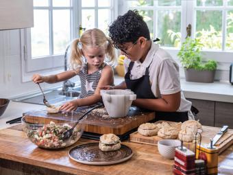 Que Cocinen Ellos: el regalo de Navidad perfecto para pequeños y mayores