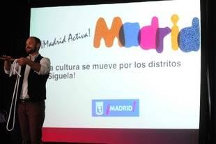 Llegan nuevas propuestas culturales a Moncloa-Aravaca