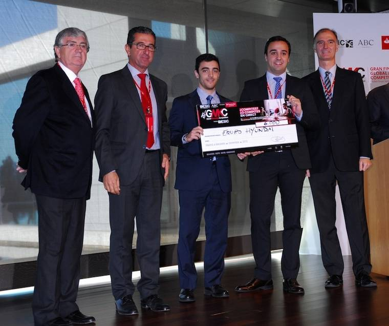 Global Marketing Competition 2015 ya tiene ganadores