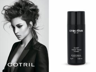'Dust' aporta textura a tus peinados