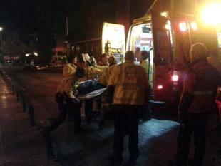 Herida grave una joven en Aravaca