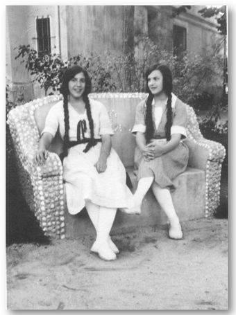 El verano en Pozuelo de Carmen y Joaquina