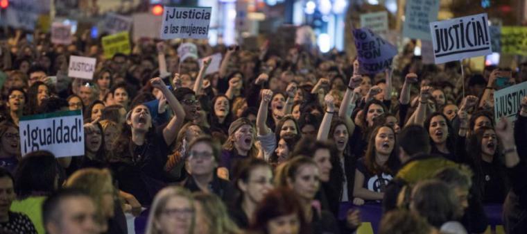 Somos Pozuelo apoya la huelga de las mujeres y anuncia su