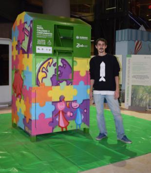 Éxito de la acción solidaria de Zielo Shopping Pozuelo junto a la Fundación Humana