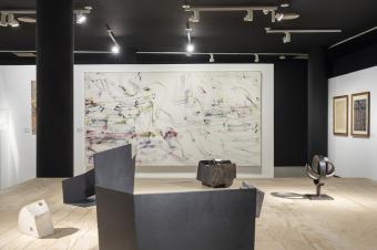 La exposición Sáenz de Oíza. Artes y Oficios enfila su última semana con más de 15.000 visitantes