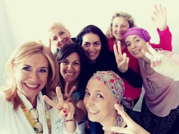 El Hospital Ramón y Cajal pone en marcha la Escuela de Pacientes con cáncer de mama