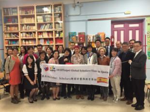 Un total de 1.785 alumnos de centros públicos bilingües de la Comunidad participan en el programa internacional Global Scholars