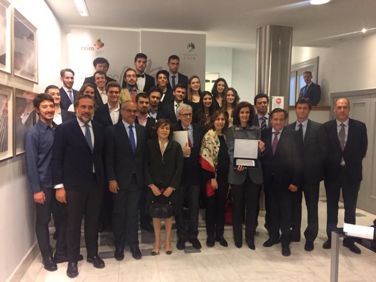 20 alumnos del Programa de Altas Capacidades de la Comunidad de Madrid han recibido el Premio Max Mazin