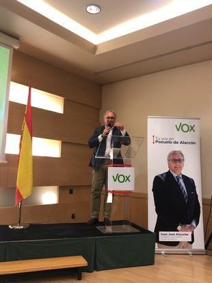 """""""Vamos a transformar Pozuelo. El PP no ha hecho nada en los últimos 10 años y VOX será imprescindible en el próximo gobierno municipal"""