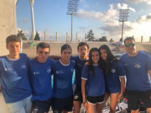 Sensacional final de temporada de los nadadores del Club de Natación Pozuelo