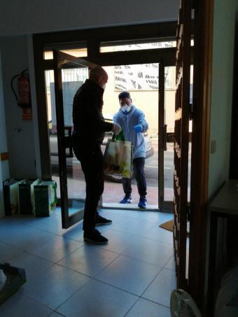 Cáritas Aravaca-Pozuelo: desde casa, pero pensando en los demás
