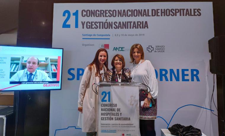 HLA Moncloa presente en el XXI Congreso Nacional de Hospitales