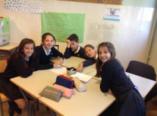 El pasado sábado 16 de marzo tuvo lugar la jornada de Puertas Abiertas en el colegio San José de Cluny