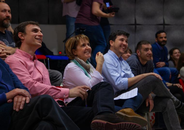 Unai Sanz, candidato a la Alcaldía por Somos Pozuelo