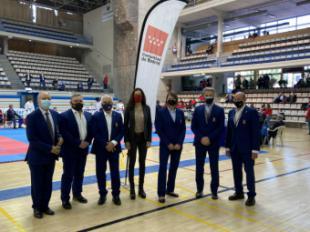 La Comunidad de Madrid, presente en la final del Campeonato de España Senior de Kárate