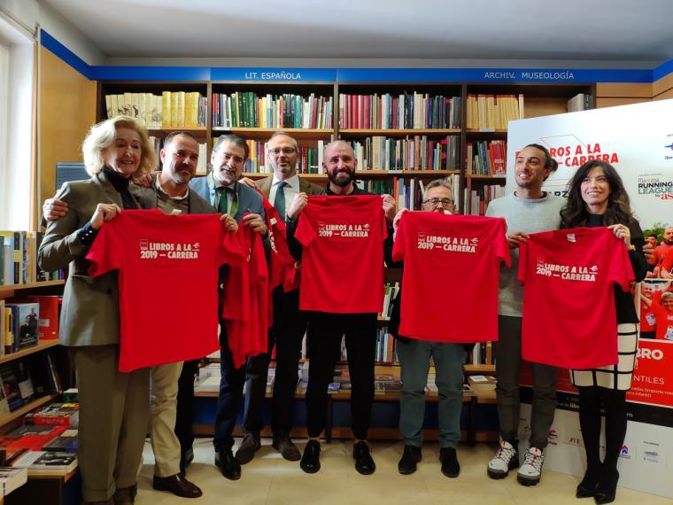 La Comunidad de Madrid une un año más el running y la literatura con 'Libros a la carrera'