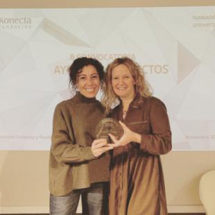 Fundación Universia y Fundación Konecta premian el proyecto Naturalezas Diversas de la Fundación Gil Gayarre