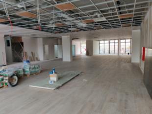 Las obras del nuevo centro de mayores de Aravaca finalizarán en enero de 2021