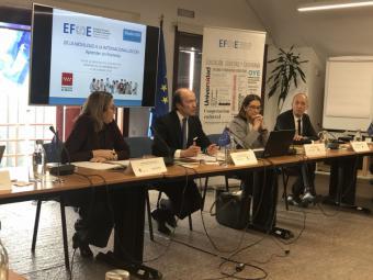 La Comunidad de Madrid apuesta por la internacionalización de las universidades para situarlas entre las más punteras del mundo