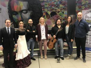 Con motivo del Centenario de Metro habrá un ciclo de actuaciones en directo en diferentes estaciones