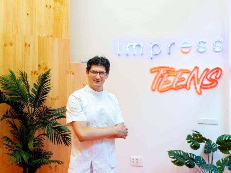 Teens, la primera clínica en Europa de ortodoncia invisible para adolescentes