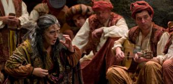 'Il trovatore', la ópera llega a Pozuelo de Alarcón