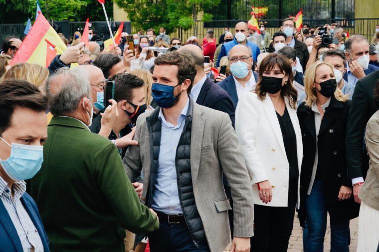 Pérez Quislant pone Pozuelo de Alarcón como ejemplo del modelo de libertad y bienestar del PP