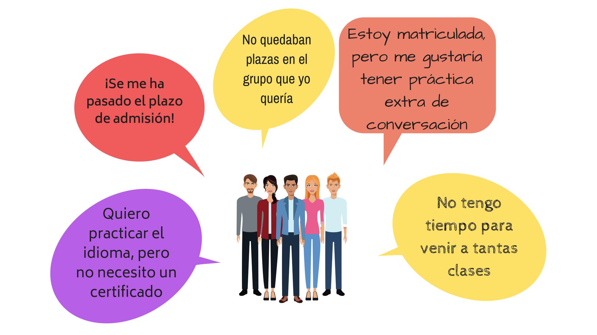 La Escuela Oficial de Idiomas de Pozuelo tiene disponibles nuevos cursos