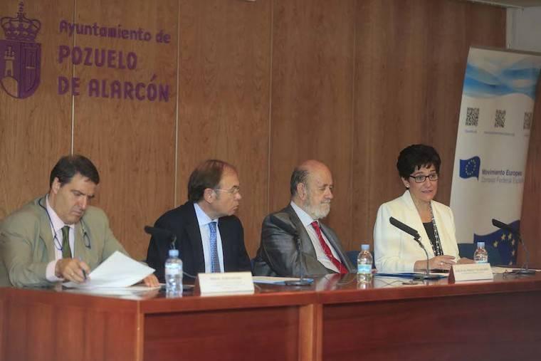 """Pozuelo acoge el curso de verano """"Balance de los 30 años de España en la Unión Europea"""""""