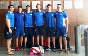 El Club Natación Pozuelo cierra con éxito la temporada