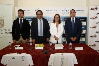 El sistema VAR/Hawk-Eye y el fútbol femenino, protagonistas del Campeonato de Europa Universitario de Fútbol 2019