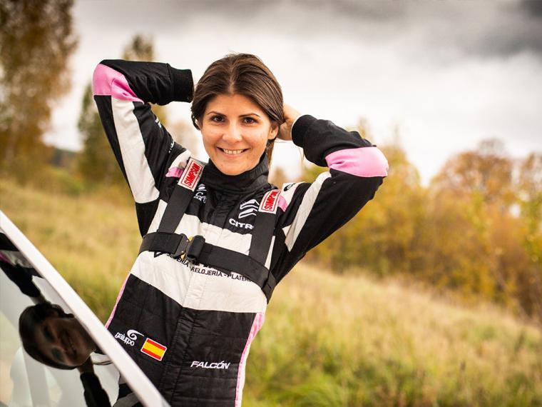 Los 10 tips de la piloto Emma Falcón para disfrutar al volante
