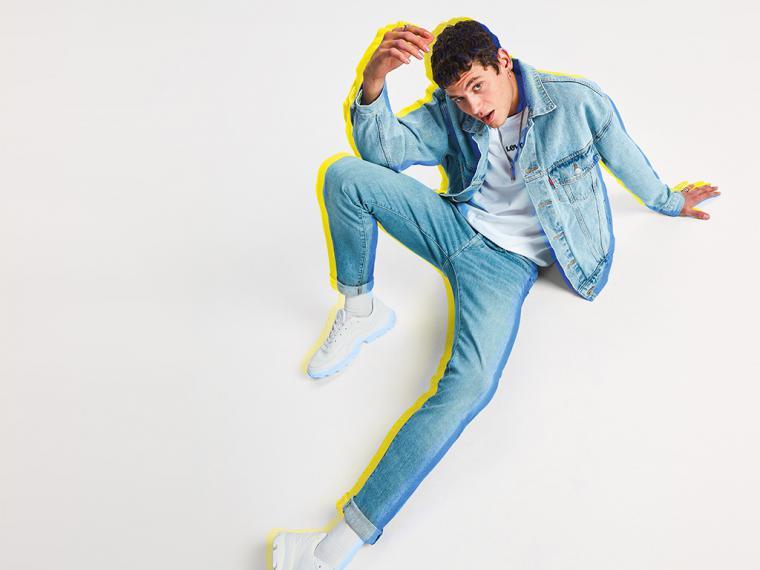 Levi's® presenta los jeans más cómodos para hombre