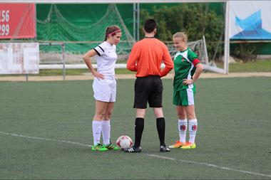 El Juvenil Femenino A de Pozuelo tropieza con el Madrid CFF
