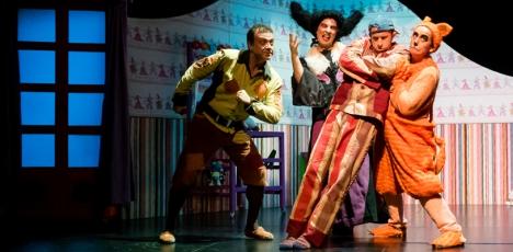 El musical de 'Juan sin miedo' en Pozuelo