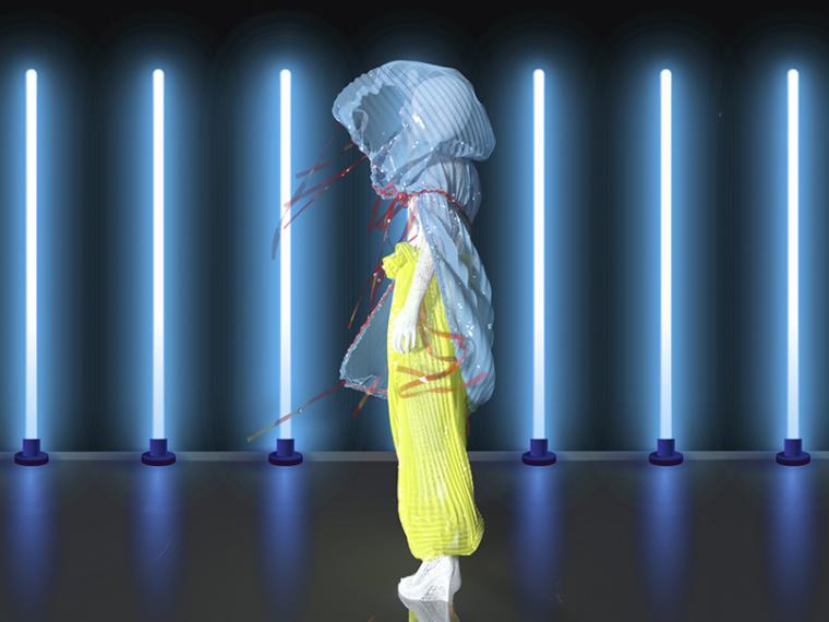 Moda Digital: las pasarelas 3D ya son una realidad